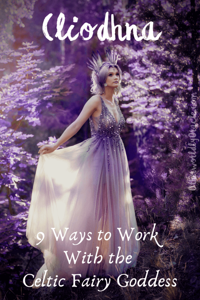 Work with Cliodhna, the Celtic Fairy Goddess