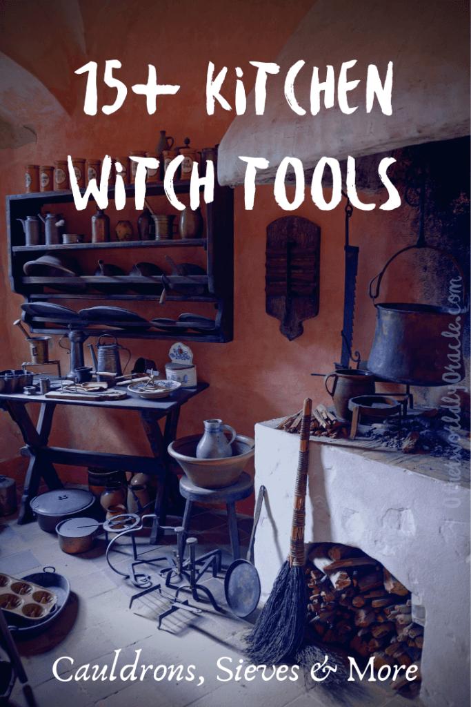 15+ Essential Kitchen Witch Tools