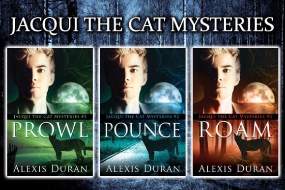Jacqui the Cat Series