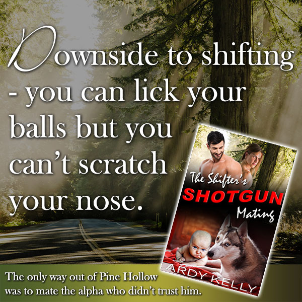 Shifter's Shotgun Mating