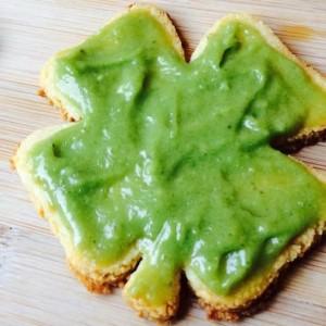 Irish Sugar Cookie