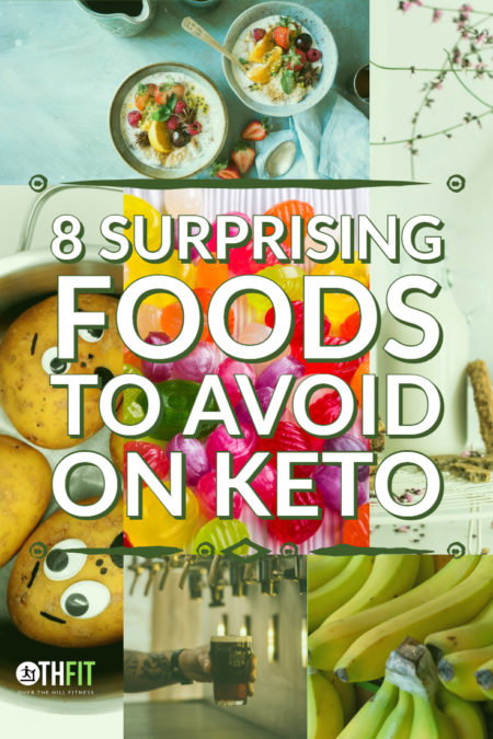 I explore 8 foods to avoid on keto. Of course, this is general guidelines, as long as you stay in your macros you can enjoy most anything by carefully following serving sizes that will keep your carbs in check for the day.