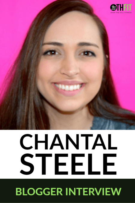 """In our interview with Chantal Steele you will meet a woman who is a positive force in health and fitness. She specializes in helping moms """"get their mojo back"""". Her blog is an excellent resource and her experience as a personal trainer really shines through."""