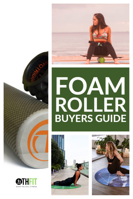 After hurting my back I struggled to find which foam roller would be best for me. After hours of frustration I put together this foam roller buyers guide to save you from going through what I did. #foamroller #recovery