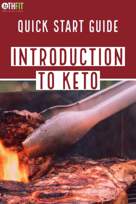 Do you have questions about the keto diet? This quick start guide will give you a fast and easy introduction to keto dieting. Find out if the keto diet is right for you and learn what makes it so effective. After reading you should feel prepared to begin your diet right away.  #keto #weightloss