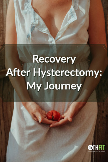 I have chronicled my personal journey of recovery after hysterectomy.