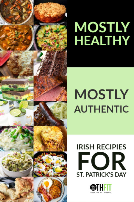 We have put together a great list of healthy St. Patrick's Day recipes. We've included everything you need for a well-rounded meal including drinks!