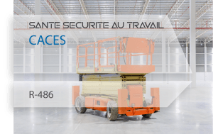 (06) Formation : CACES® R486 @ Carros