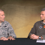 OTH VIDEO INTERVIEW: Lt Gen Steven Kwast