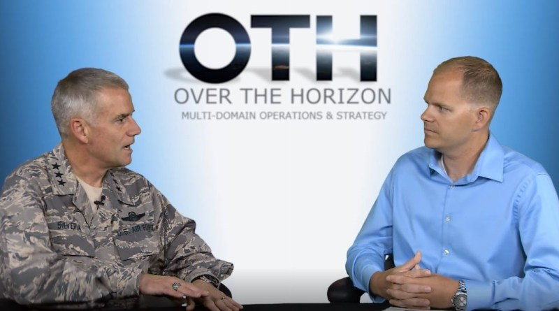 OTH Video: Interview with Lieutenant General Jay Silveria