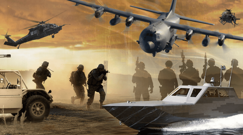 Where does Special Operations fit in the Multi-Domain