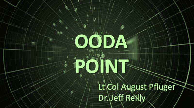 OODA Point:  The Requirement for an Airman's Approach to Operational Design (Part II)