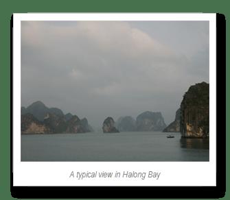 Hue and Halong Bay (2/6)