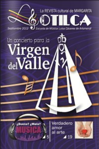 Revista OTILCA Septiembre 2012
