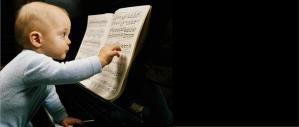 ¿Cómo y cuándo pueden los niños aprender música?