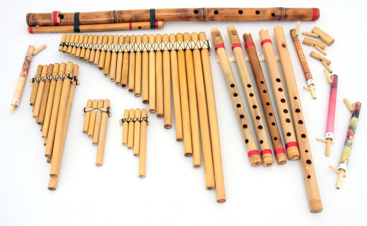Historia de los instrumentos de viento  Otilca