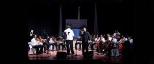 Ely Zapata junto a la Otilca dieron concierto de lujo