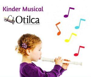 Inscripciones Abiertas | Kinder Musical Otilca