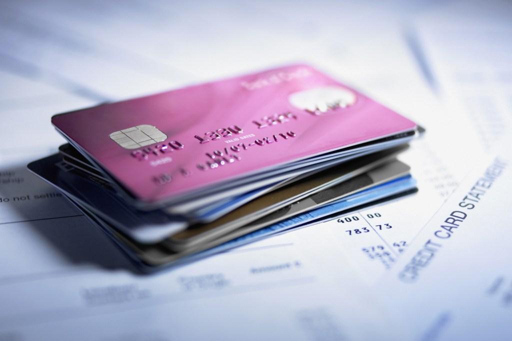 Cartões de crédito