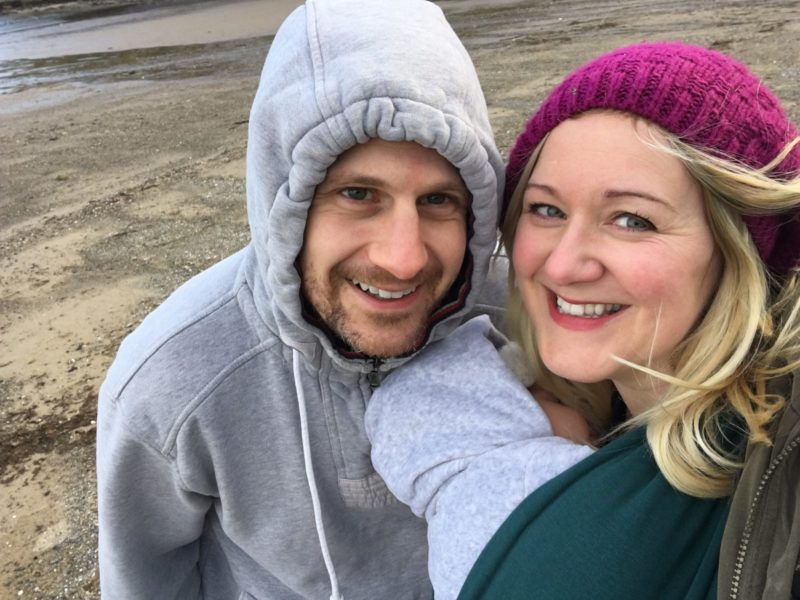 Hats, Scarves, Gloves….and Sandy Toes