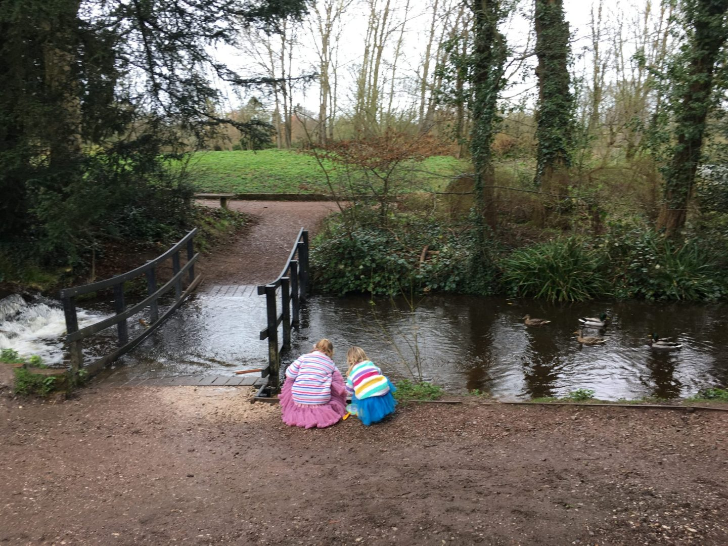 The Wolseley centre, Staffordshire offers a free day out with kids