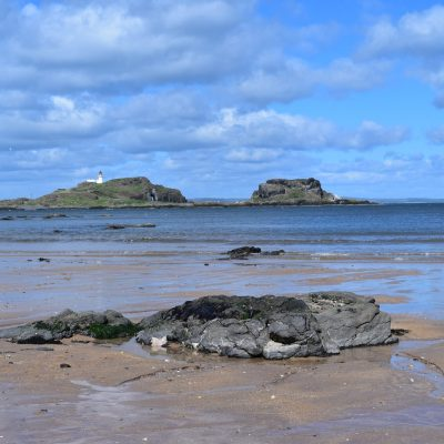 MySundayPhoto – A Beach and a Lighthouse
