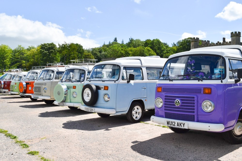 Campervan tips with kids - Our top tips for surviving a campervan holiday