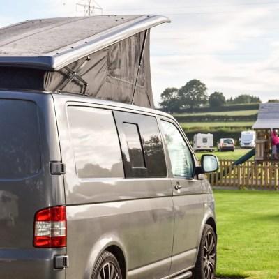 Campervan insurance for self build or converted van: Scenic insurance