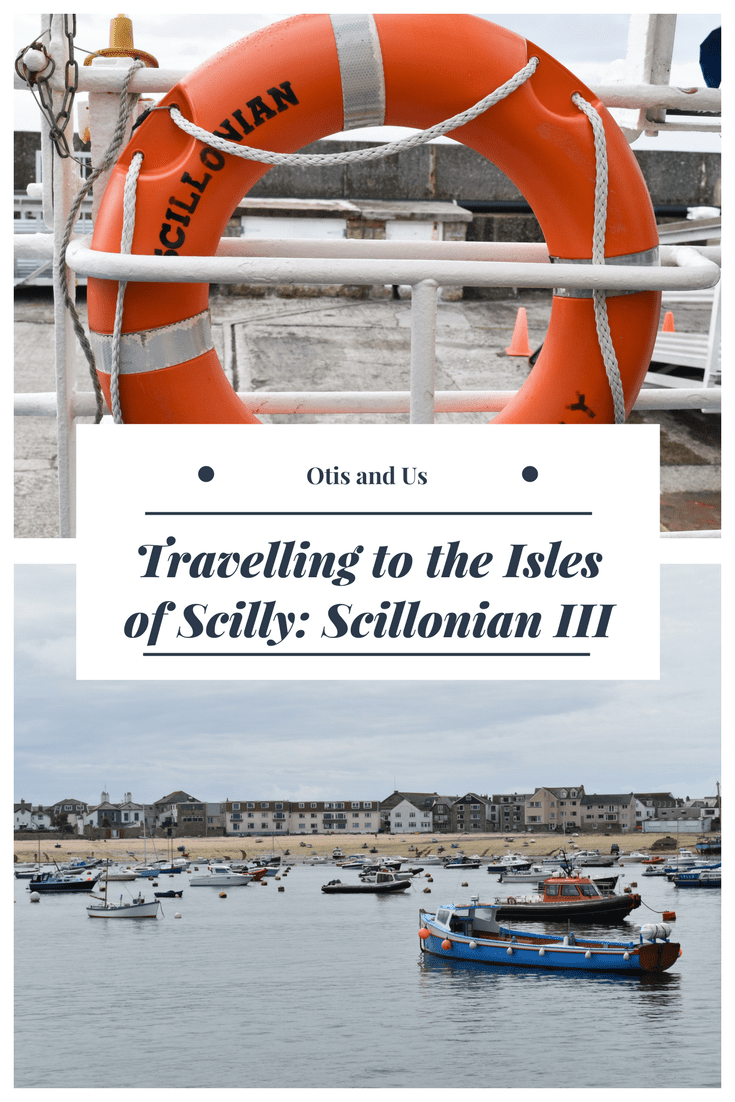 Travelling to the Isles of Scilly