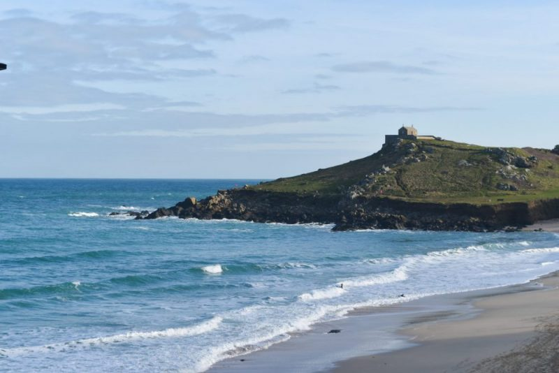 hotel with a review in St Ives Cornwall