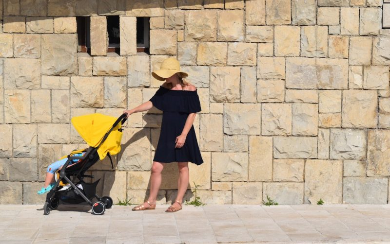 Diono Traverze stroller review – 7 reasons why it is a great travel stroller