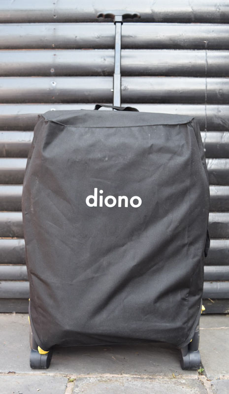 Diono Traverze stroller review