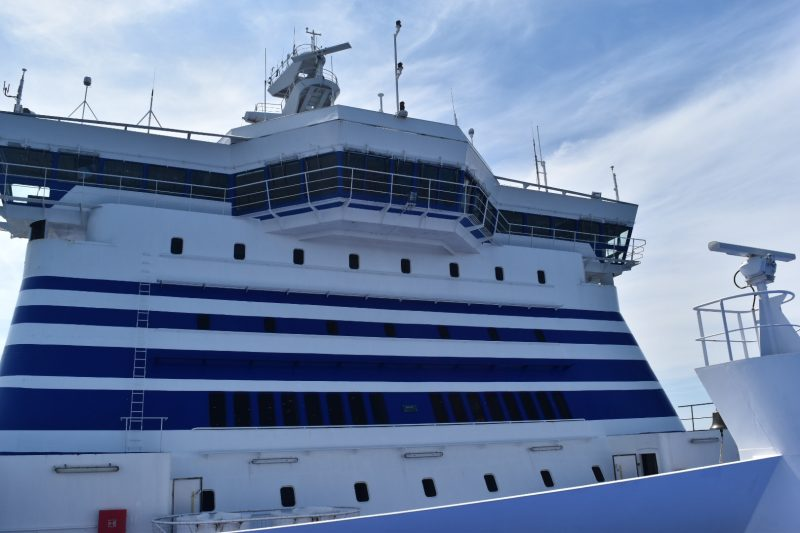 Travelling to France with Brittany Ferries