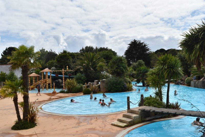 Le Letty campsite a campervan holiday in France