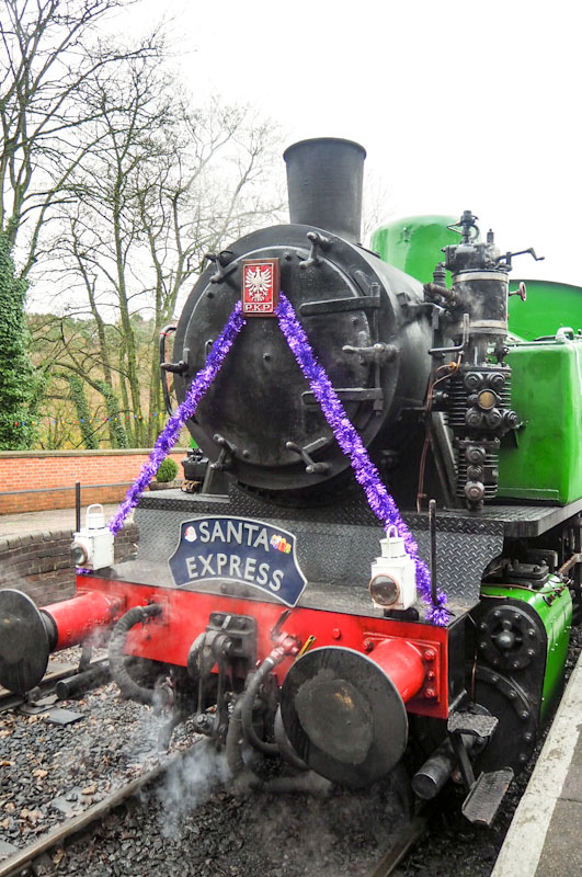 Churnet Valley Railway Santa and Steam Review