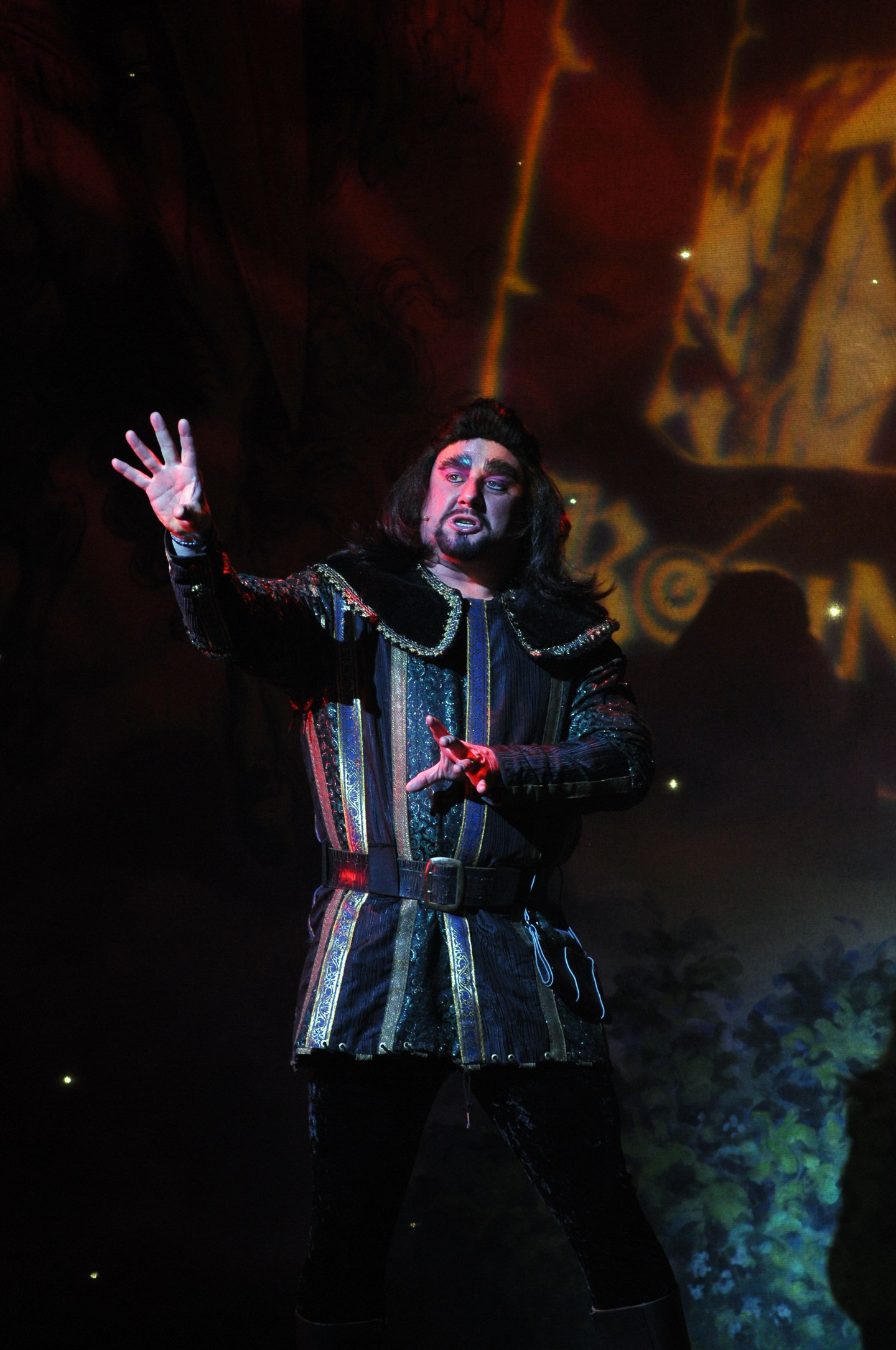 Robin Hood at the Regent Theatre