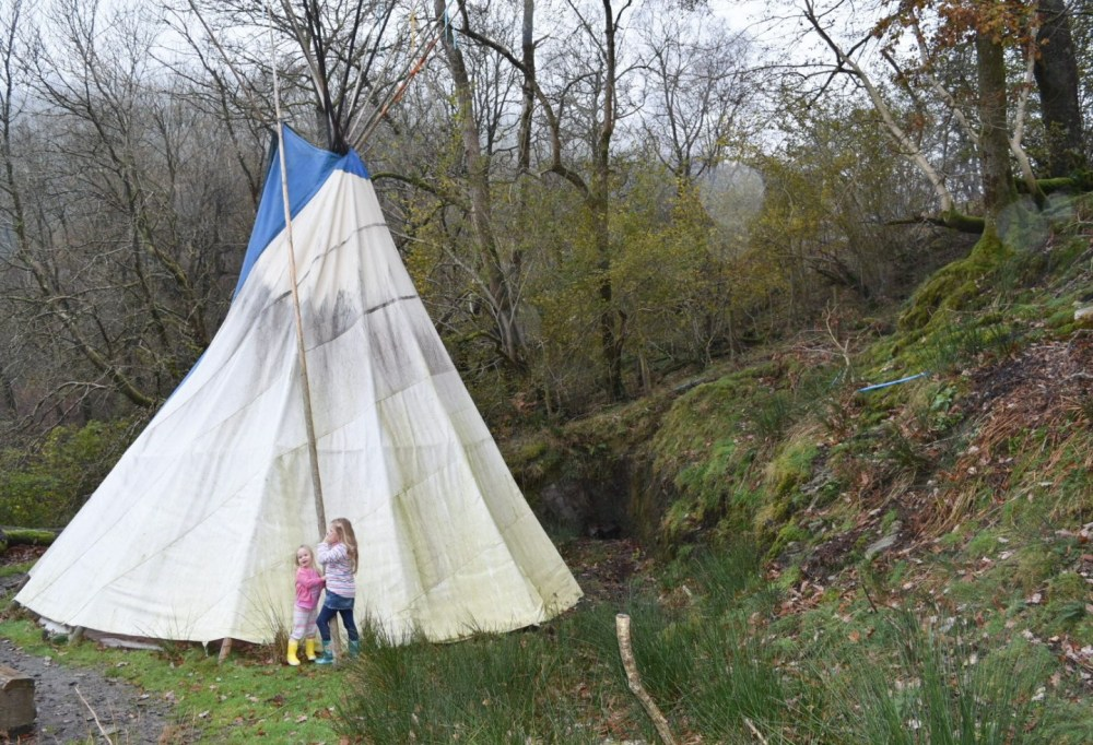 Glamping with kids –  A pick of our favourite glamping holidays in the UK