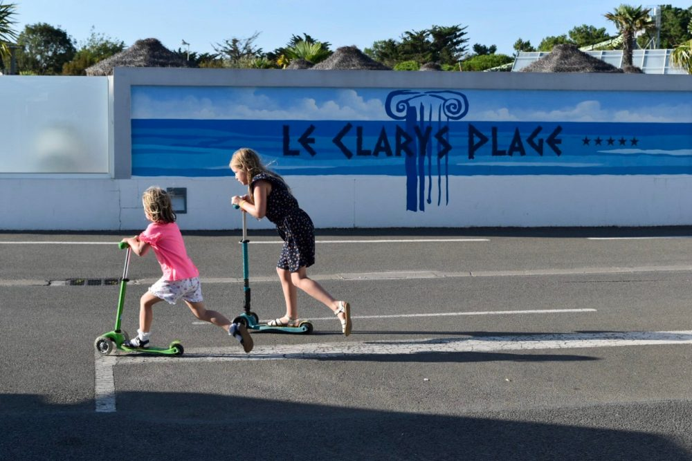 Le Clarys Plage with Canvas Holidays