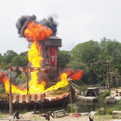 Visiting Puy du Fou with kids – all you need to know