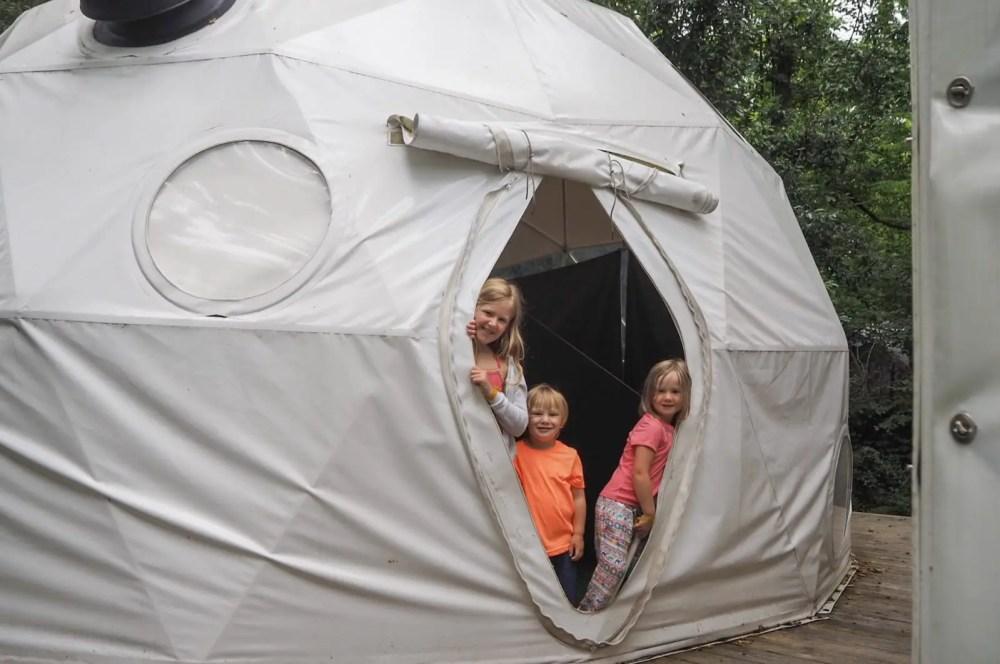 Sunelia Col d'lbardin Glisten camping review, luxury campsite in France