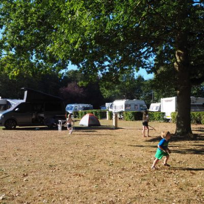 A campervan holiday at Commons Wood Club Site: REVIEW