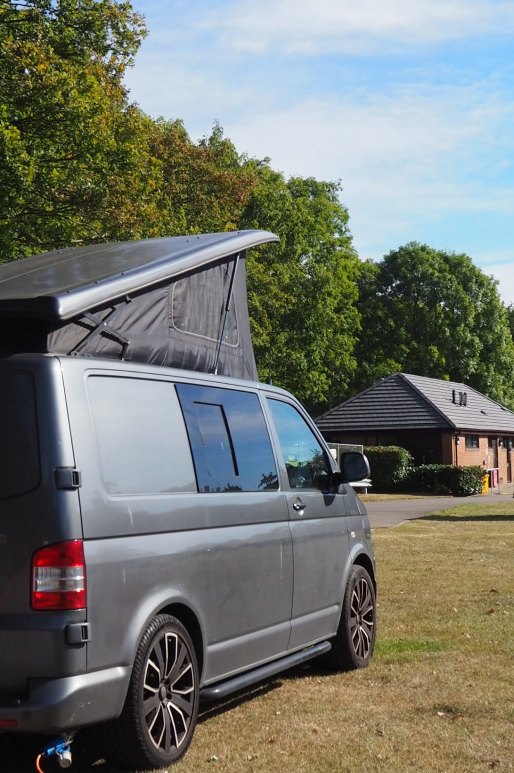 Campervan conversion - how to enjoy a family camper van holiday