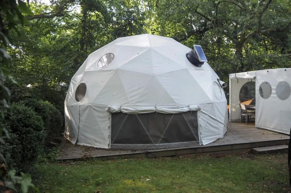 Sunelia Col d'lbardin - Glisten camping: luxury camping in France