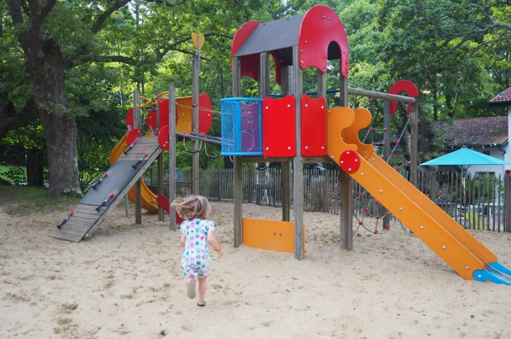 Sunelia Col d'lbardin play area