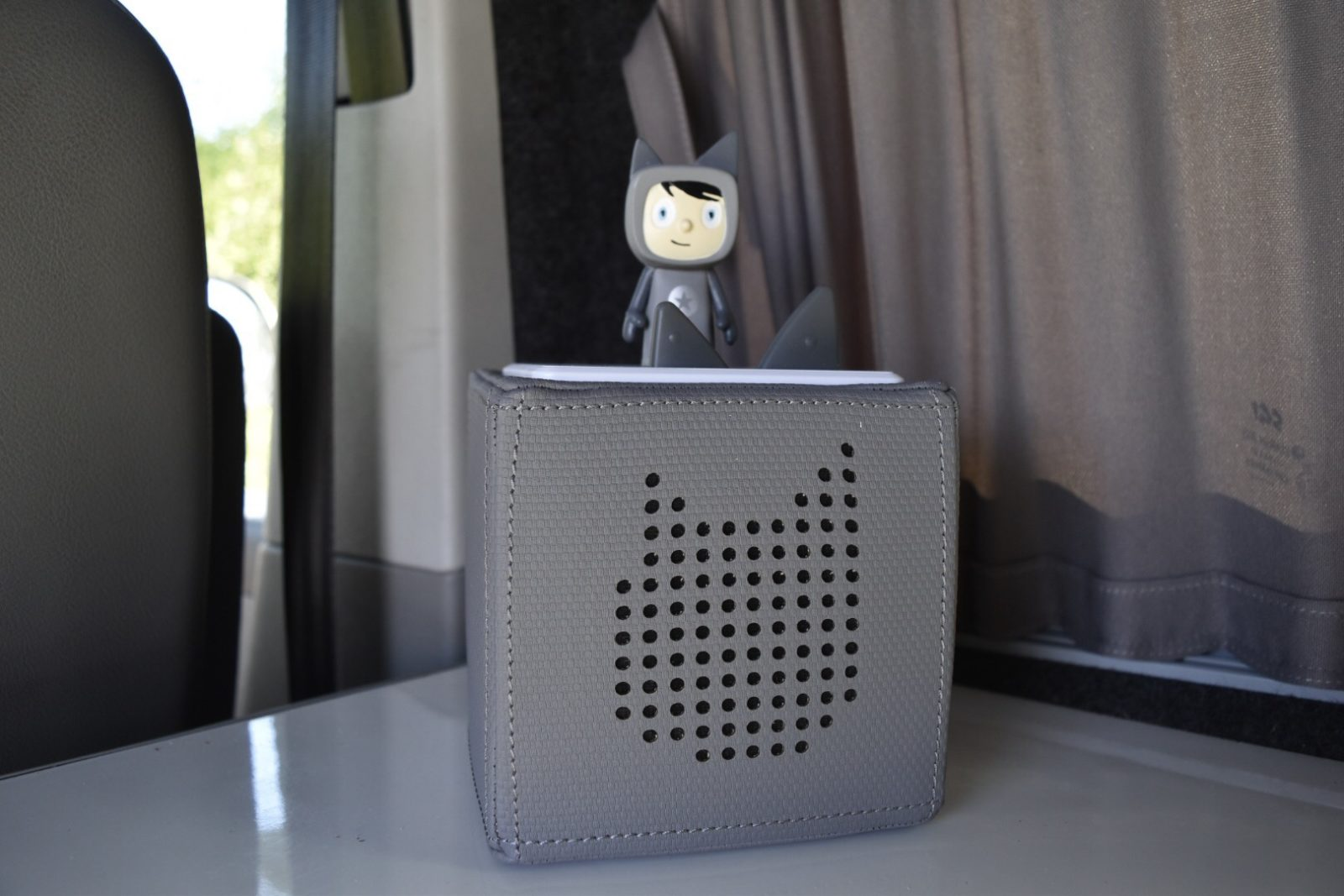 Tonies review a perfect travel companion