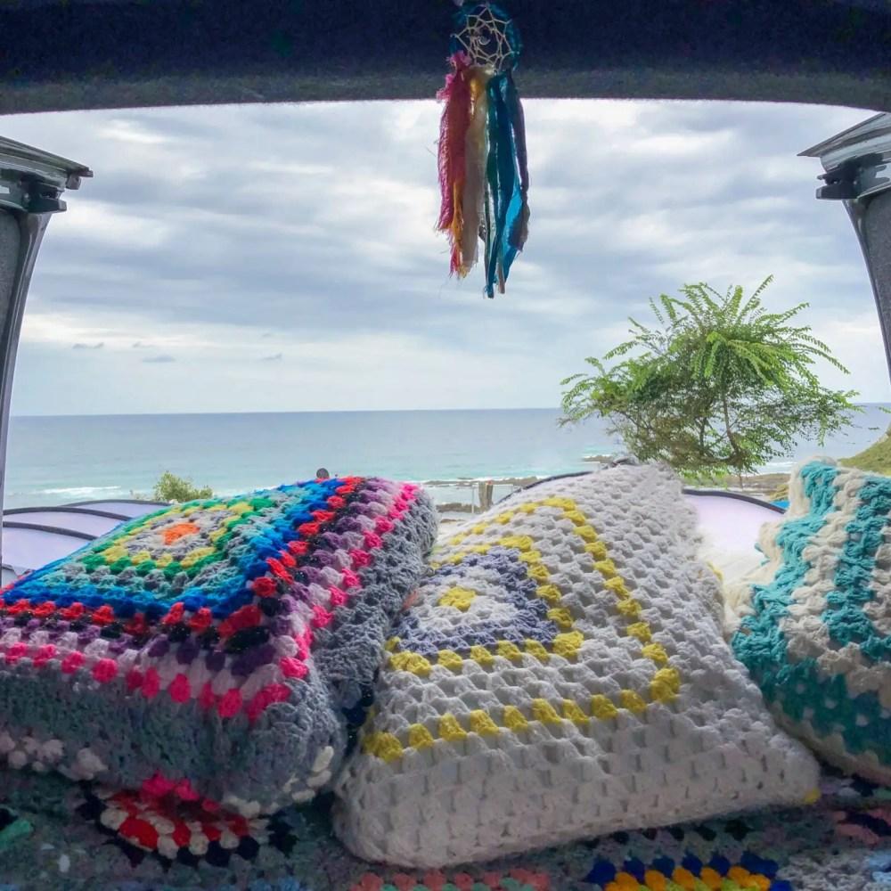 van life essentials to make living in a campervan happier and easier