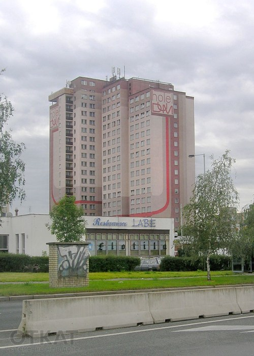Praha_Modřany_hotel_DUM
