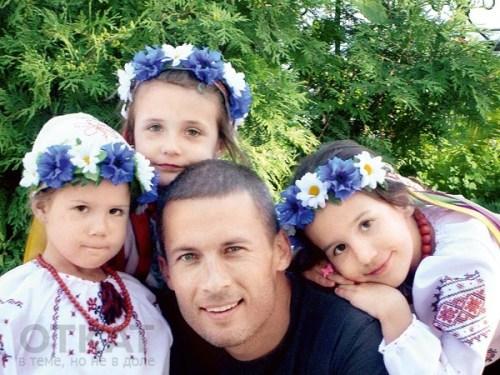 мстислав с дочерьми