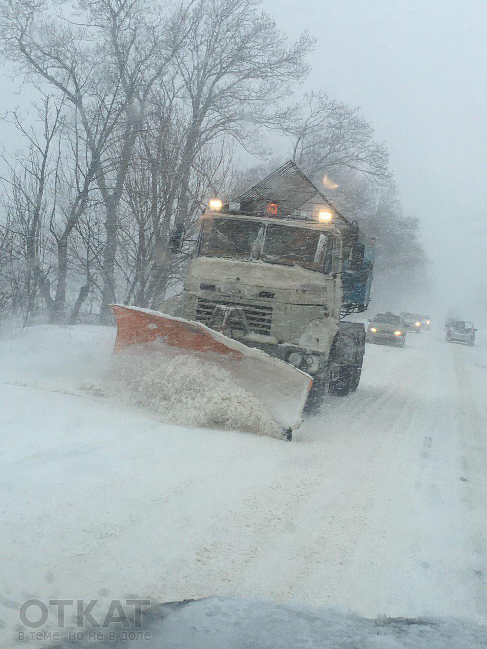 Фото с сайта Службы автомобильных дорог Одесской области