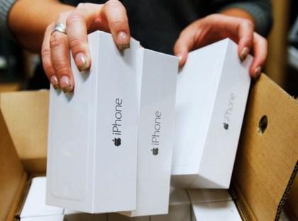 iPhone postavlja nove rekorde prodaje